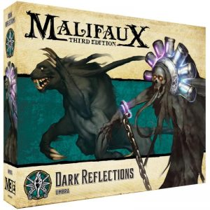 Wyrd Malifaux  The Explorer's Society Explorer's Society Dark Reflections - WYR23811 - 812152033054