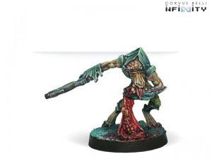 Corvus Belli Infinity  Combined Army Aswangs (Boarding Shotgun) - 280635-0260 - 2806350002606