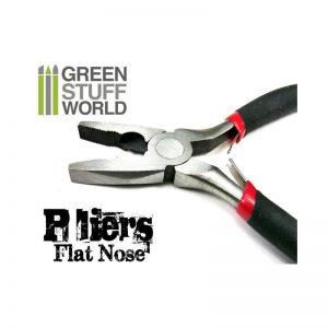 Green Stuff World   Green Stuff World Tools Flat Nose Plier - 8436554360611ES - 8436554360611