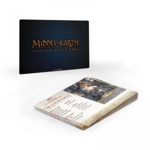 Games Workshop (Direct) Middle-earth Strategy Battle Game  Evil - The Hobbit The Hobbit: Evil Profile Card Pack - 60221499021 - 5011921152513