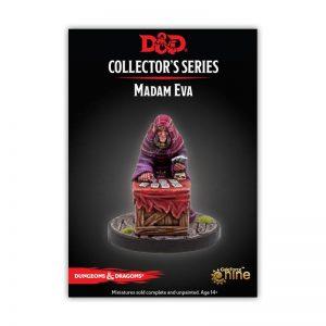 Gale Force Nine Dungeons & Dragons  D&D Miniatures D&D: Curse of Strahd - Madame Eva - GFN71130 - 9420020251038