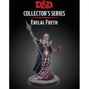 Gale Force Nine Dungeons & Dragons  D&D Miniatures D&D: Erelal Freth - GFN71078 - 9420020242708