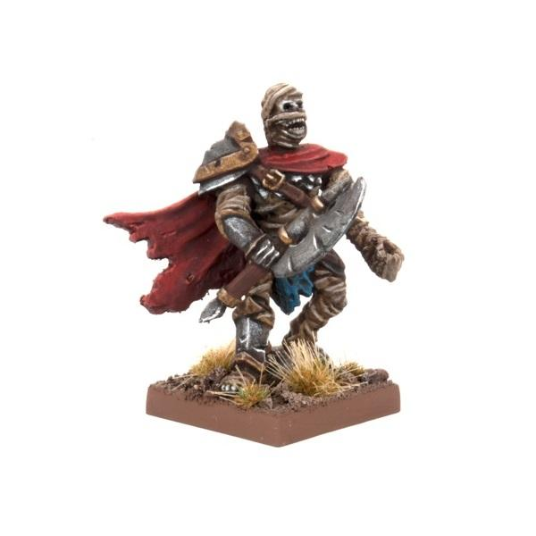 Mantic Kings of War  Undead Undead Mummies Troop - MGKWU18-1 - 5060208865103
