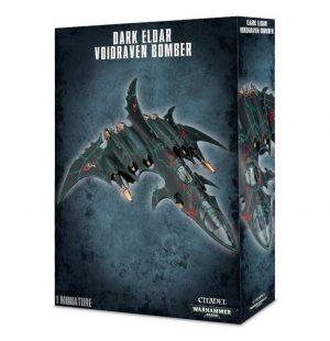 Games Workshop (Direct) Warhammer 40,000  Drukhari Drukhari Voidraven Bomber - 99120112020 - 5011921054473