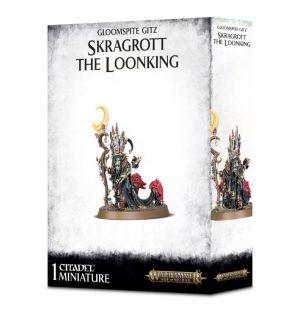 Games Workshop Age of Sigmar  Gloomspite Gitz Skragrott the Loonking - 99120209051 - 5011921112760