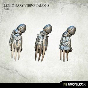 Kromlech   Legionary Conversion Parts Legionary Vibro Talons Right (3) - KRCB147 - 5902216113329
