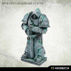 Kromlech   Kromlech Terrain Hive City Legionary Statue (1) - KRBK024 - 5902216117716