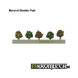 Kromlech   Heretic Legionary Conversion Parts Mutated Shoulder Pads (10) - KRCB112 - 5902216112285