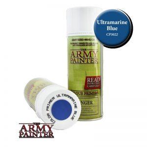 The Army Painter   Spray Paint AP Spray: Ultramarine Blue - APCP3022 - 2530221111110