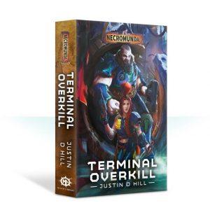Games Workshop   Necromunda Books Terminal Overkill (Paperback) - 60100581021 - 9781781939895