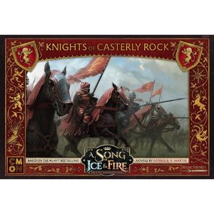 Cool Mini or Not A Song of Ice and Fire  House Lannister A Song of Ice and Fire: Knights of Casterly Rock - CMNSIF205 - 889696007865