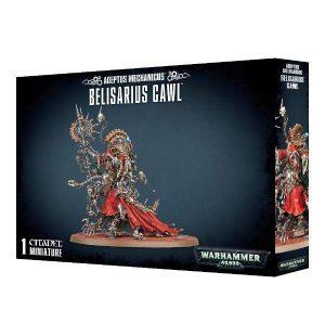 Games Workshop Warhammer 40,000  Adeptus Mechanicus Adeptus Mechanicus Belisarius Cawl - 99120116032 - 5011921155927
