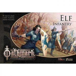 North Star Oathmark  Oathmark Oathmark Elf Infantry - OAKP301 - 9781472896346