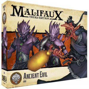 Wyrd Malifaux  Ten Thunders Ancient Evil - WYR23716 - 812152031722