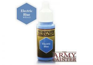 The Army Painter   Warpaint Warpaint - Electric Blue - APWP1113 - 2561113111116
