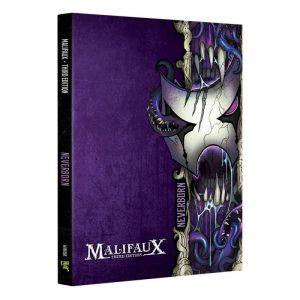 Wyrd Malifaux  Neverborn Neverborn Faction Book - M3e Malifaux 3rd Edition - WYR23015 - 9781733162708