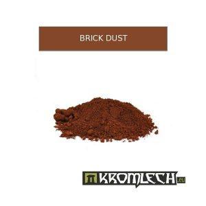 Kromlech   Weathering Powders Weathering Powder: Brick Dust - KRMA008 - 5902216112094
