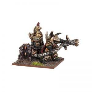 Mantic Kings of War  Abyssal Dwarves Abyssal Dwarf Dragon Fire Team - MGKWK13-1 - 5060208866704