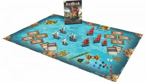 Mantic Kings of War Armada  Kings of War Armada Essentials Armada Two Player Starter Set - MGARM101 - 5060469666402
