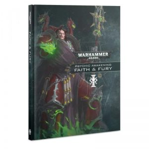 Games Workshop (Direct) Warhammer 40,000  Psychic Awakening Psychic Awakening: Faith & Fury - 60040199102 - 9781788266659
