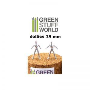 Green Stuff World   Green Stuff World Tools Flexible Armatures in 25 mm - 8436554365555ES - 8436554365555