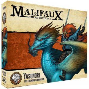 Wyrd Malifaux  Ten Thunders Yasunori - WYR23730 - 812152031463
