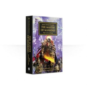 Games Workshop   The Horus Heresy Books The Master of Mankind: Book 41 (Paperback) - 60100181599 - 9781784967116