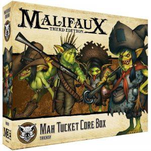 Wyrd Malifaux  Bayou Mah Tucket Core Box - WYR23610 - 812152030916