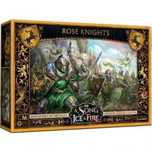 Cool Mini or Not A Song of Ice and Fire  House Baratheon A Song of Ice and Fire: Rose Knights - CMNSIF811 - 889696010247