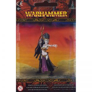 Games Workshop Age of Sigmar  Cities of Sigmar Sorceress - 99070212001 - 5011921996155