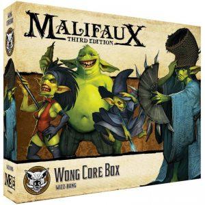 Wyrd Malifaux  Bayou Wong Core Box - WYR23605 - 812152032613