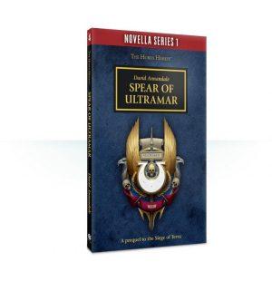 Games Workshop   Warhammer 40000 Books Spear of Ultramar (softback) - 60100181635 - 9781784968014