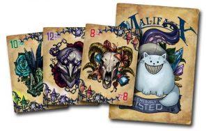 Wyrd Malifaux  Malifaux Essentials Twisted Fate Deck - WYR20036 - 813856017562