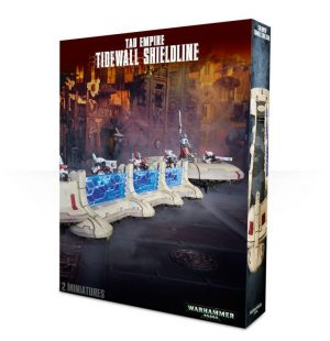 Games Workshop   40k Terrain Tidewall Shieldline - 99120113048 - 5011921066575