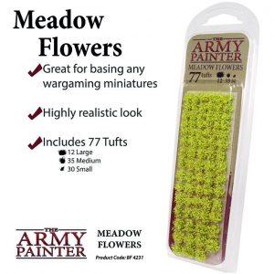 The Army Painter   Plants & Flowers Battlefields: Meadow Flowers - APBF4231 - 5713799423107