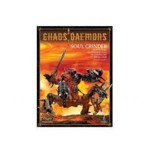 Games Workshop (Direct) Warhammer 40,000  Age of Sigmar Direct Orders Chaos Soul Grinder - 99129915013 - 5011921032655