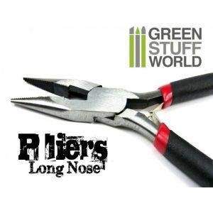 Green Stuff World   Green Stuff World Tools Long Nose Plier - 8436554360604ES - 8436554360604