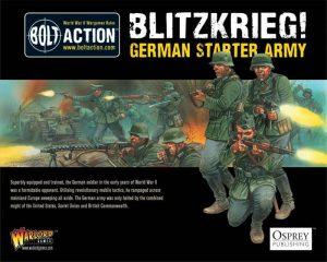 Warlord Games Bolt Action  Germany (BA) 1000pts Blitzkrieg German Army - 409912022 - 5060200845868