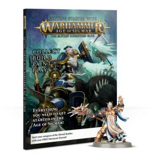 Games Workshop Age of Sigmar  Age of Sigmar Essentials Getting Started with Age of Sigmar - 60040299074 - 9781788262941