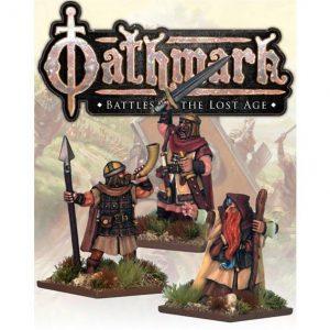 North Star Oathmark  Oathmark Human King, Wizard and Musician - OAK107 - oak107
