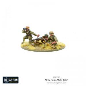 Warlord Games Bolt Action  Germany (BA) Afrika Korps Medium Mortar Team - 403012026 - 5060572500983