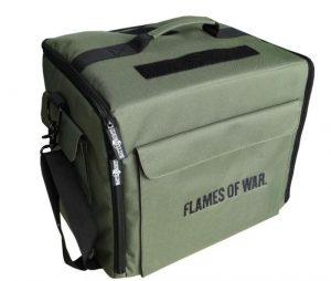 Battlefront   Other Cases Flames of War Army Bag (Green) - FWBG01 - 9420020252202