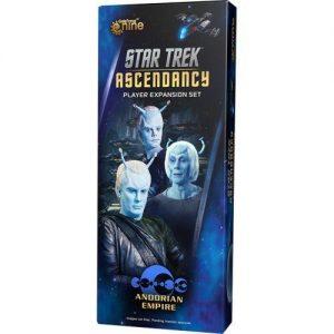 Gale Force Nine Star Trek: Ascendancy  Star Trek Ascendancy Star Trek Ascendancy Andorian Expansion - ST023 - 9781945625084