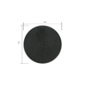 Games Workshop (Direct)   Plain Bases Citadel 80mm Round Base - 99079999008 - 5011921064687