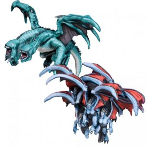 Mantic Kings of War Armada  Twilight Kin Twilight Kin Fliers Pack - MGARV301 - 5060469667201