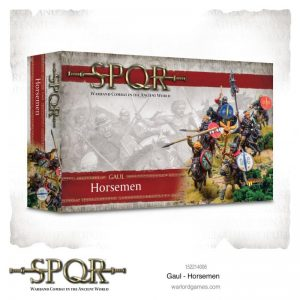 Warlord Games SPQR  SPQR SPQR: Gaul Horsemen - 152214006 - 5060572504431
