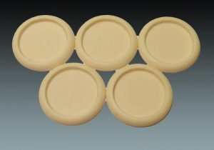 Baker Bases   Recessed Recessed: 40mm Round Bases (Lipped) (5) - CB-RS-03-40M - 5060439481448