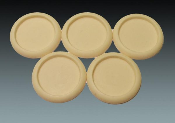 Baker Bases   Recessed Recessed: 40mm Wround Bases (5) - CB-RS-03-40M - 5060439481448