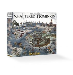 Games Workshop (Direct)   Tabletop Gaming Mats Realm of Battle: Shattered Dominion - 99220299045 - 5011921057603