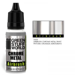 Green Stuff World   Specialist Paints Chrome Paint - Airbrush - 8436574508147ES - 8436574508147
